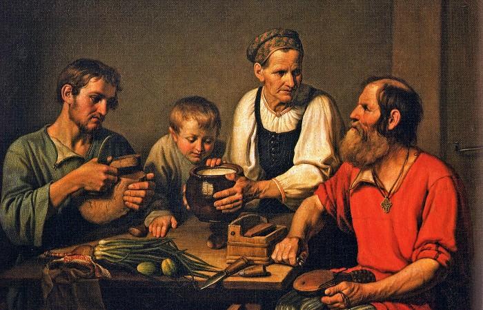 Русские блюда, которые готовились совсем не так, как в наши дни