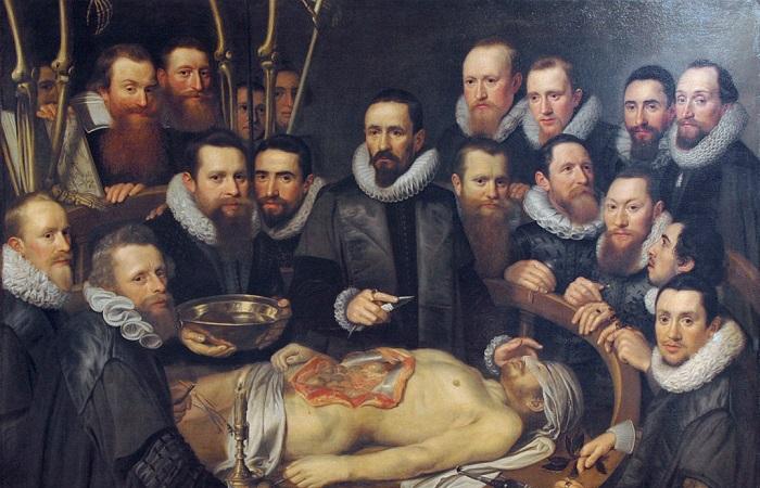 Как голландцы убили и съели своего любимого премьер-министра. Картина Михиля ван Миревельта.