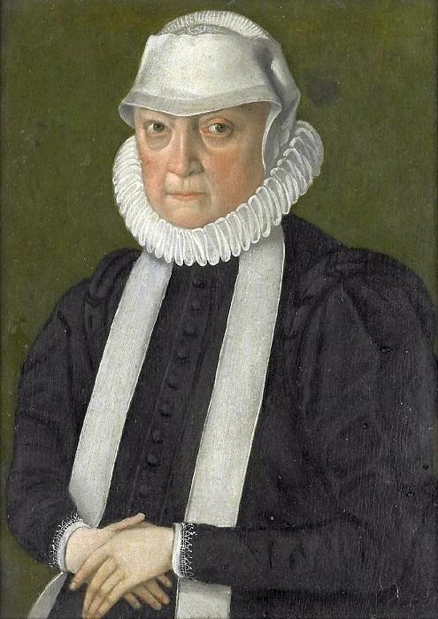 На момент коронации Генриха Анне было за пятьдесят.