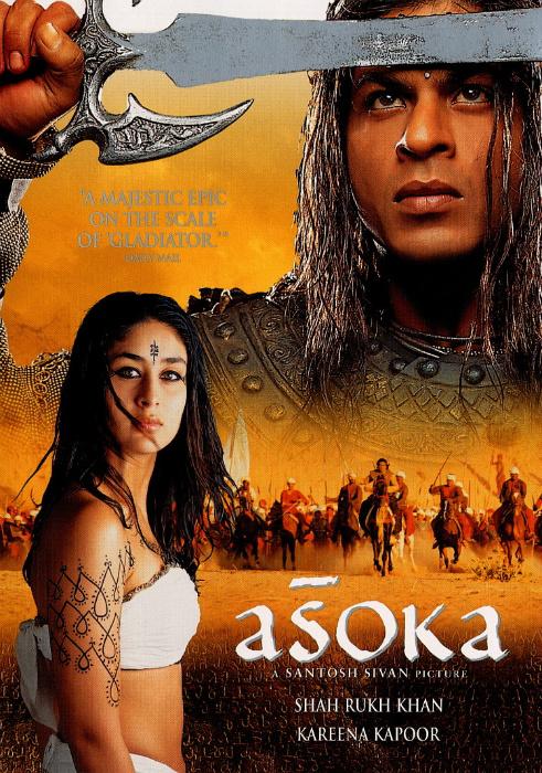 Не каждое историческое кино у индийцев прекрасно. Но фильм про Ашоку однозначно удался.