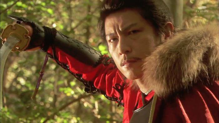 Ода Нобунага глазами современного японского телевидения.