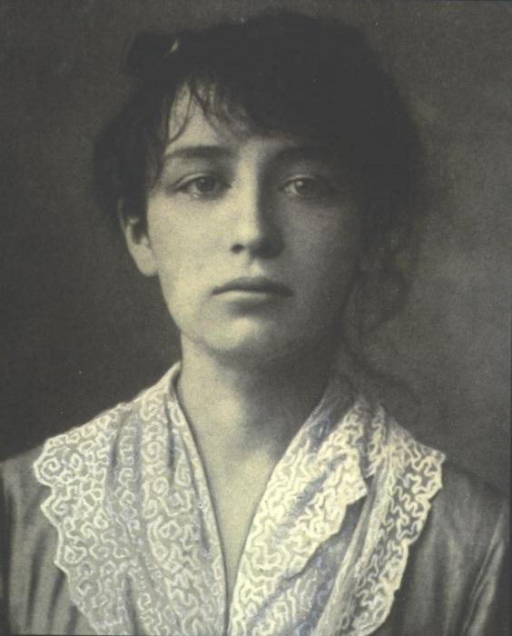 Современники отмечали талант Камиллы Клодель.