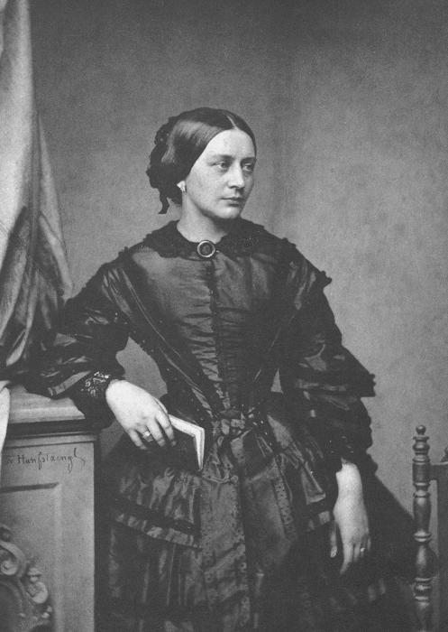 Клара Шуман.