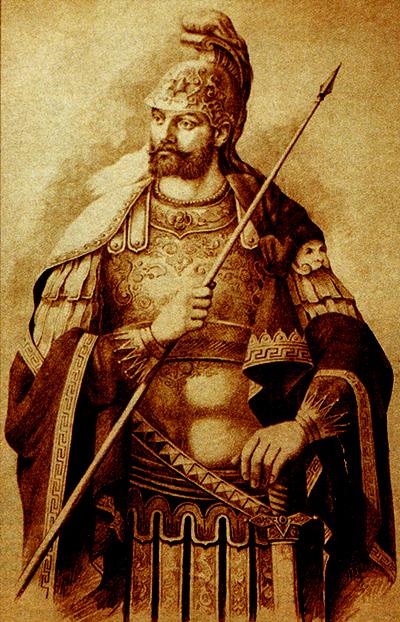 Многие хотели верить, что император Константин Палеолог не умер.