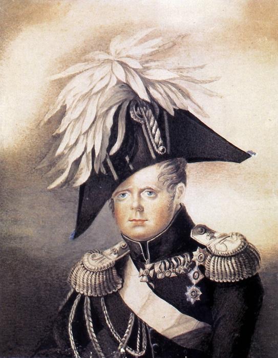 Константин Павлович унаследовал вспыльчивый и жестокий характер отца.