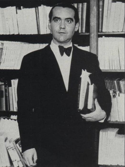 Федерико Гарсиа Лорка.