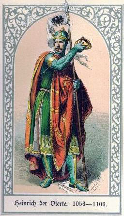 О Генрихе IV ходили шокирующие слухи.