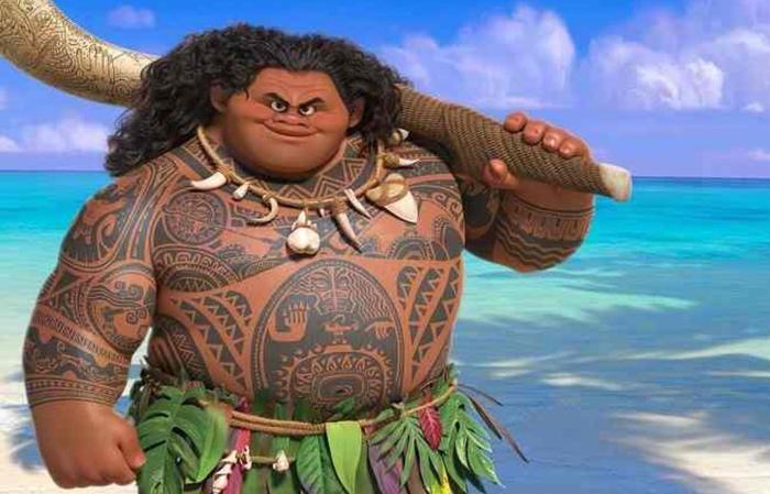 Но Мауи не только озорник. Он — настоящий герой и совершил немало подвигов.