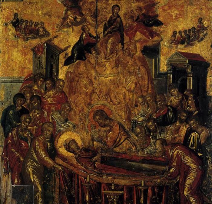 Успение Богородицы: самая знаменитая икона Эль Греко.