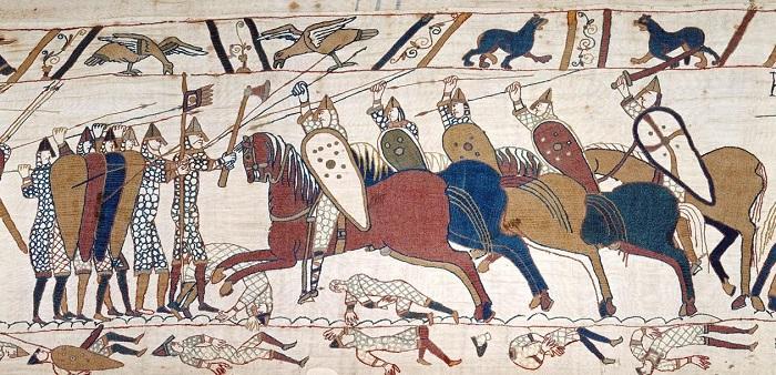 Раннее Средневековье было сурово.