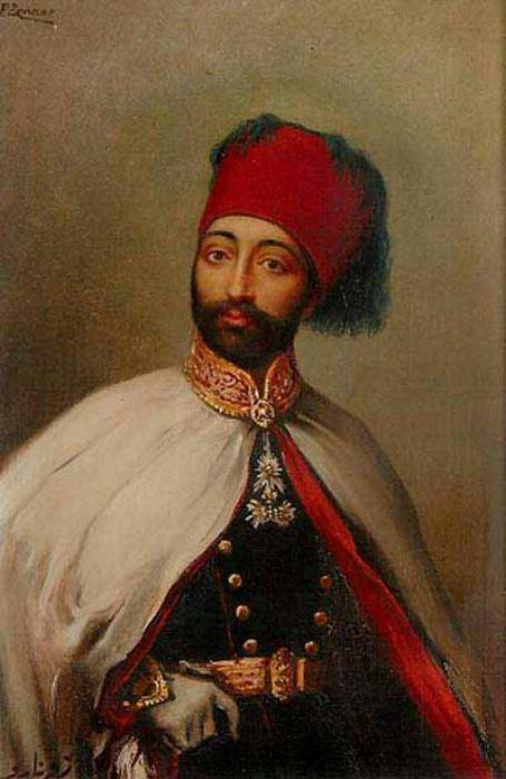 Портрет султана.