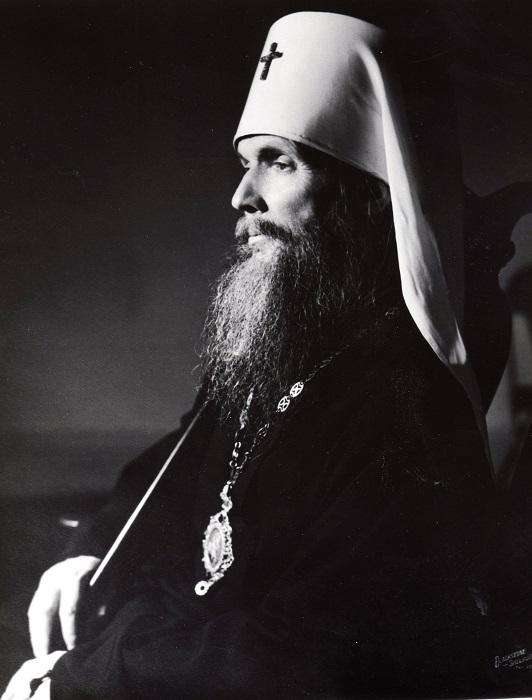 Николай Дроздов - родственник митрополита Филарета.