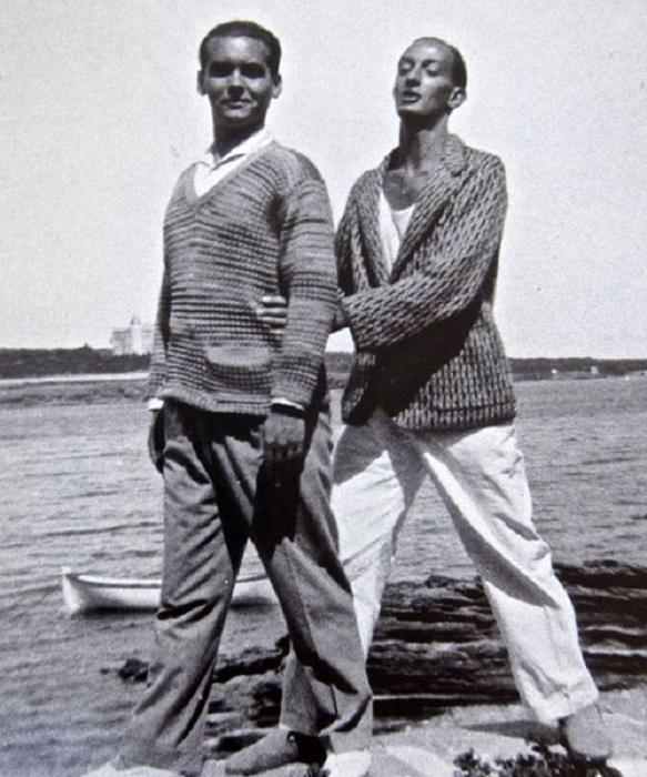 Федерико Гарсиа Лорка и Сальвадор Дали.