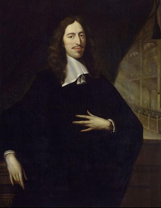 Де Витт представлял интересы купцов, воинская слава страны его не занимала.