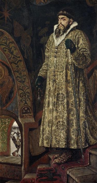 Королём Польши и князем Литвы мог стать и Иван Грозный. Картина Виктора Васнецова.