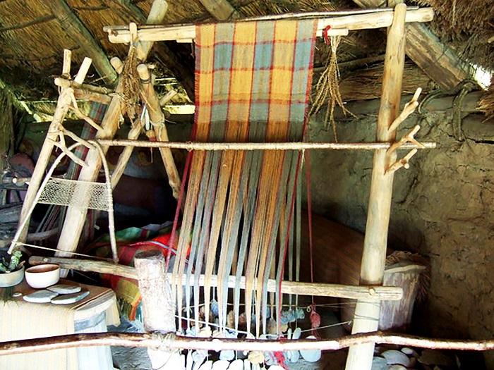 Галлы ткали потрясающие ткани, которые пользовались на античном рынке высоким спросом.
