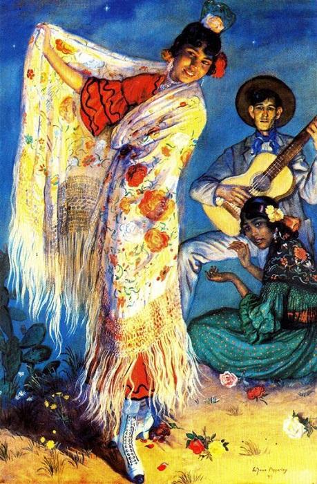Картина Джорджа Апперлея.