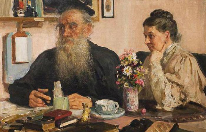 Злая любовь Льва Толстого.