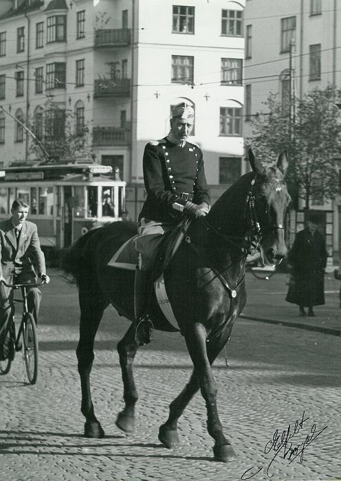 Король Дании Кристиан X.