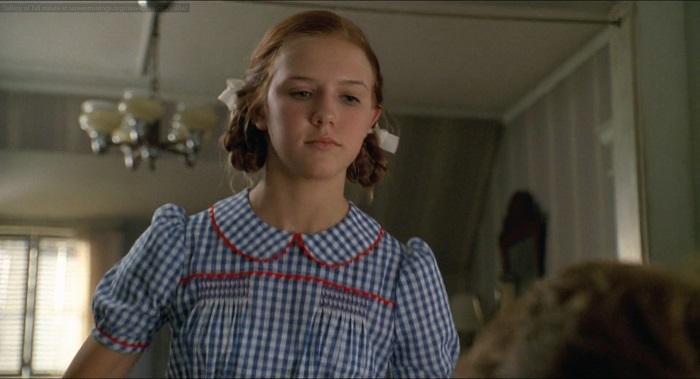 Кадр из фильма *Лолита*.