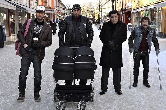 Типичная Норвегия: кадр из сериала «Лиллехаммер».