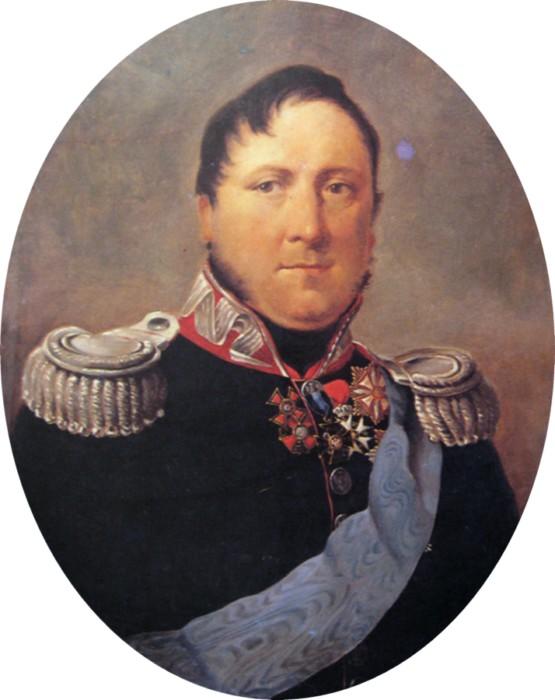 Портрет Морица фон Гауке.