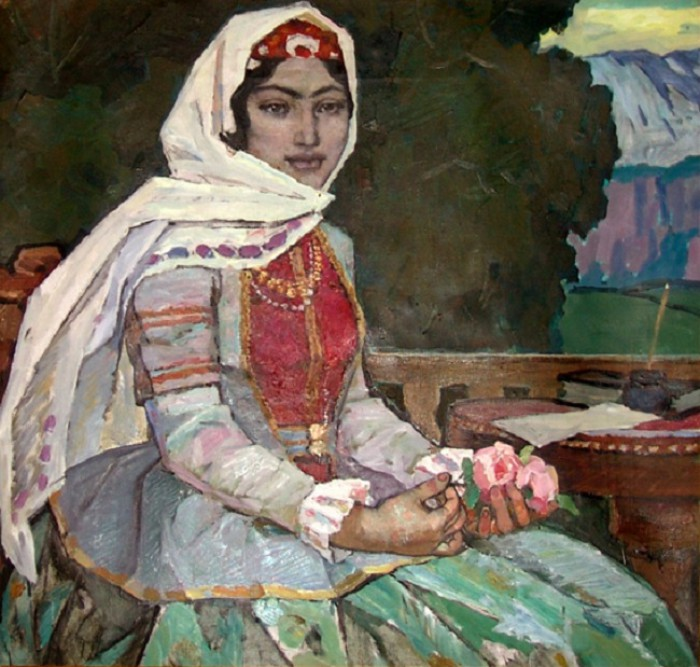 В своих стихах поэтесса часто жаловалась на несправедливость женской судьбы
