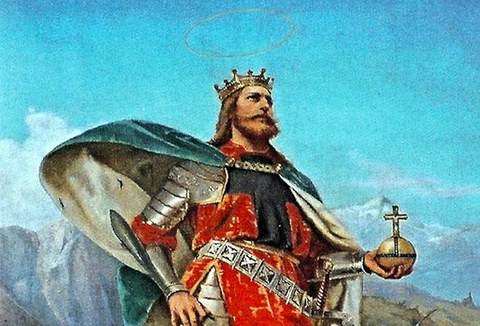 Жених, которого было отвергла семья Ингигерды, вошёл в историю как Олаф Святой.