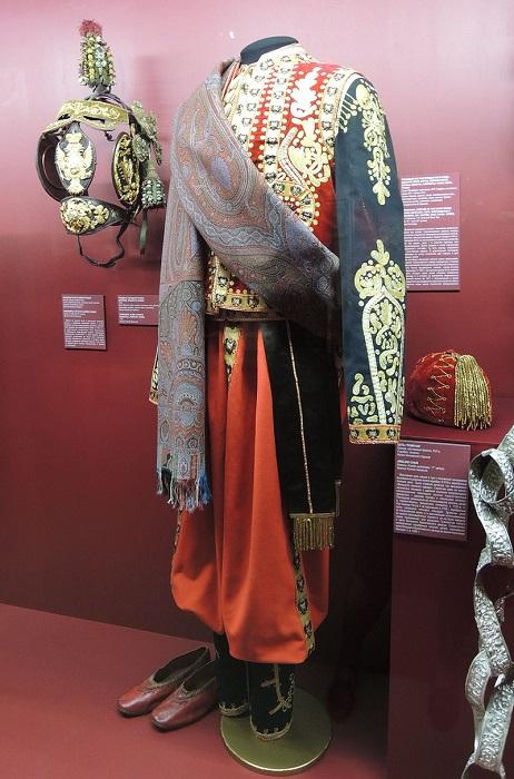 Парадный костюм придворного арапа.