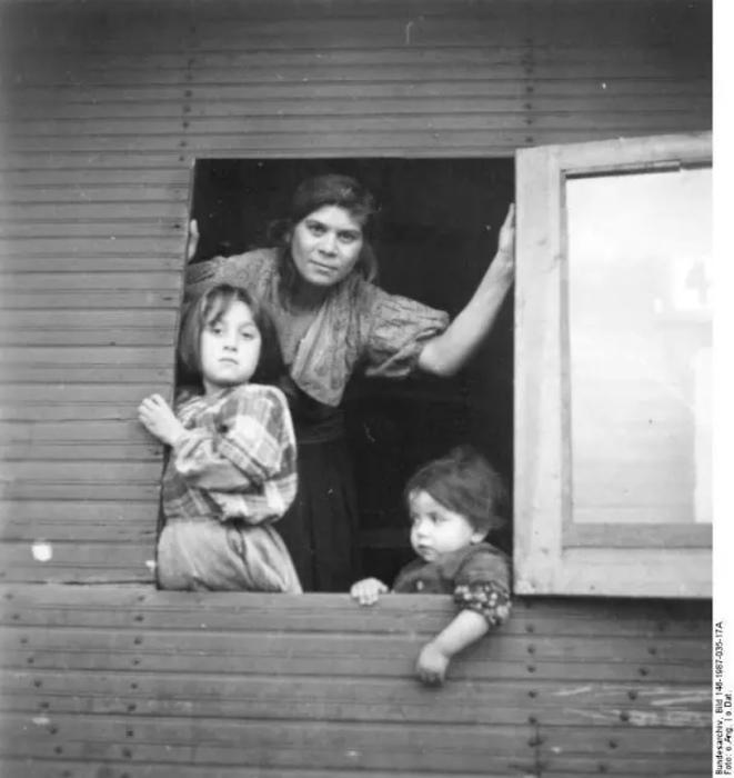 Немецкие цыгане играли в деревнях музыку на свадьбах и показывали цирковые представления с собаками, жонглёрами, простой акробатикой.