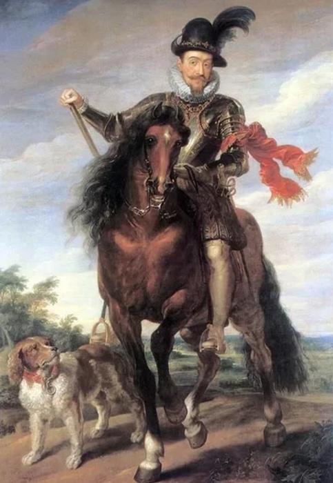 Сигизмунд III обладал уникальным талантом не нравиться вообще никому, даже родным. Портрет работы Пауля Рубенса.