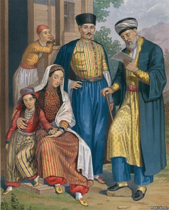 Крымские татары.