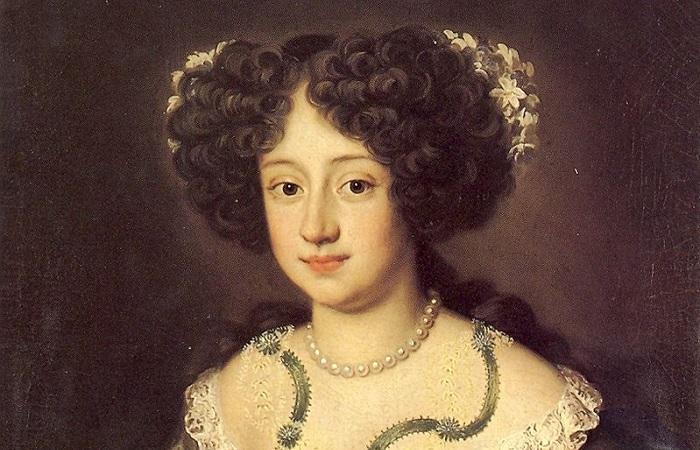 София Доротея до замужества.