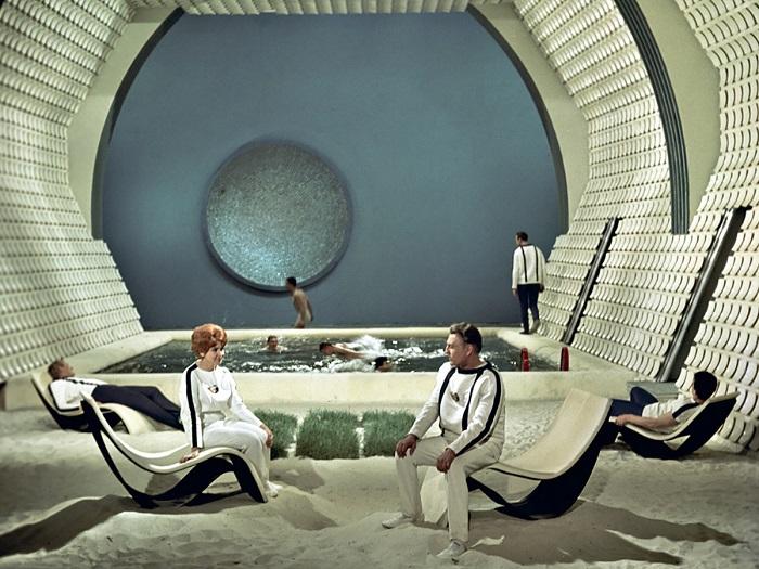 Кадр из фильма *Туманность Андромеды* по книге Ивана Ефремова.