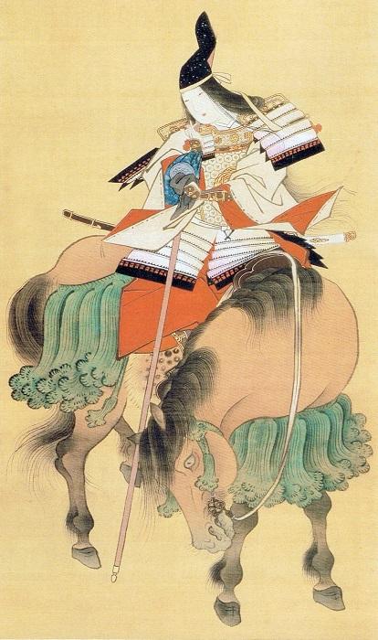 Про Томоэ Годзэн в наше время сняли фильм *Прекрасный самурай*.