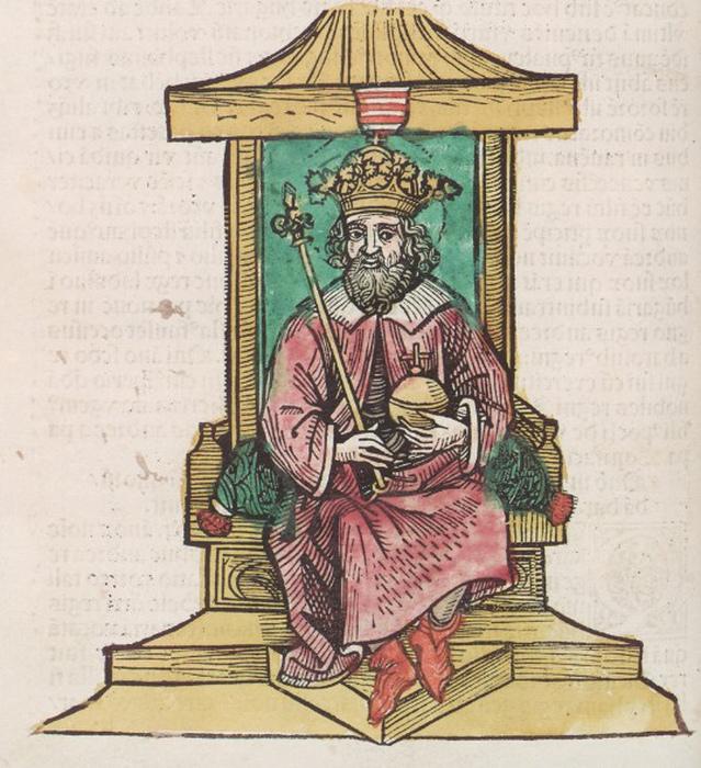 Любимым развлечением Вацлава Вацлавича было питие, так что как он не удержался на престолах двух славянских стран, не совсем ясно.