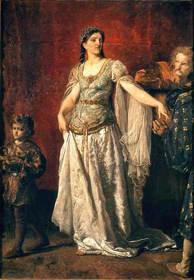 Мать Гертруда и тёща Изяслава глазами Войцеха Герсона.