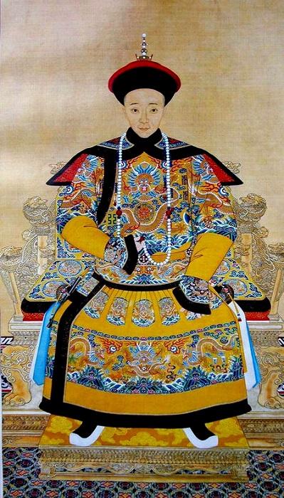 Императора Сянфэня запомнили молодым.