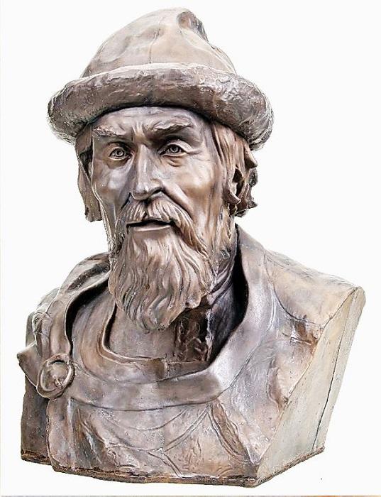 Князь Ростовский и Новгородский, великий князь Киевский, основатель Ярославля князь Ярослав Мудрый был, скорее всего, похож на своего отца.