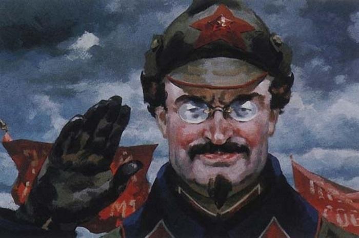 Современное видение Льва Троцкого.