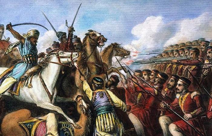 Восстание сипаев: кровавый мятеж индийцев, который британцы подготовили себе сами.