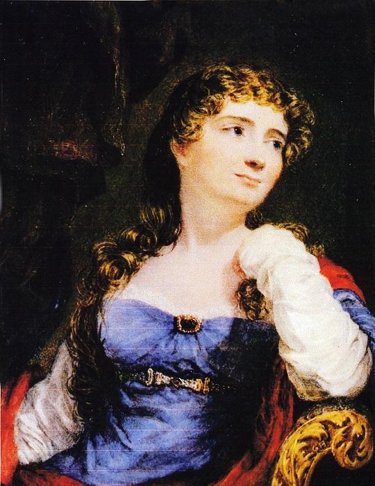 Энн Изабел Милбенк была несчастна в браке.