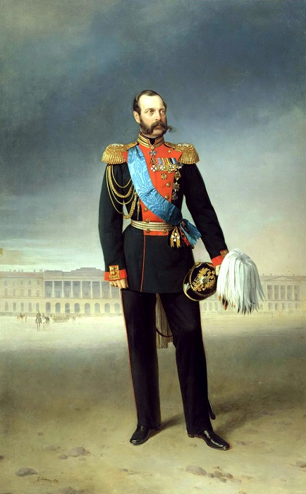 При Александре II, отменившем крепостное право, парадоксальным образом жизнь крестьян стала невыносимой.