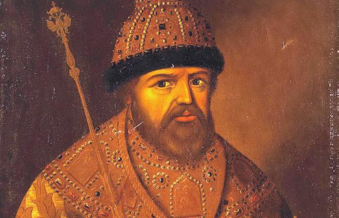 Просвещённый царь Алексей Михайлович в гневе был страшен.