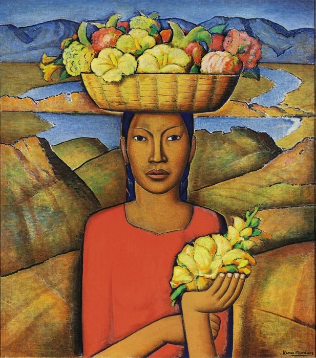 Банановой республикой страну называют, когда хотят отозваться о ней пренебрежительно. Бананы тут вообще ни при чём. Картина Альфредо Мартинеса.