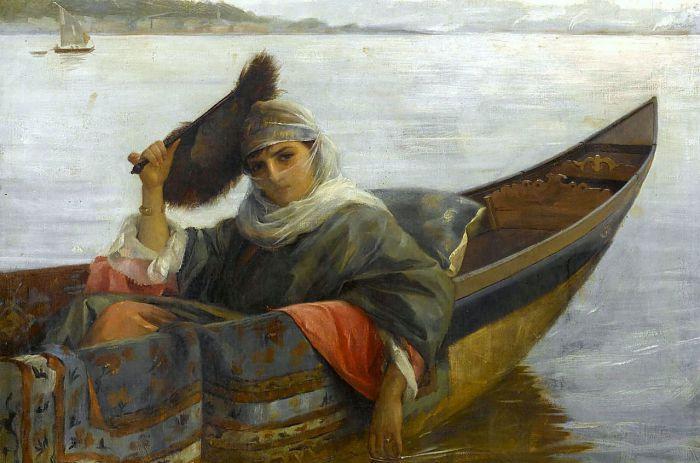 Картина Теодороса Ралли.
