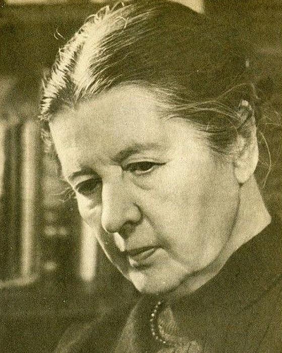 Елена Благинина.