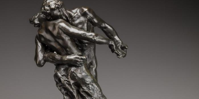 Самая знаменитая скульптура Клодель.