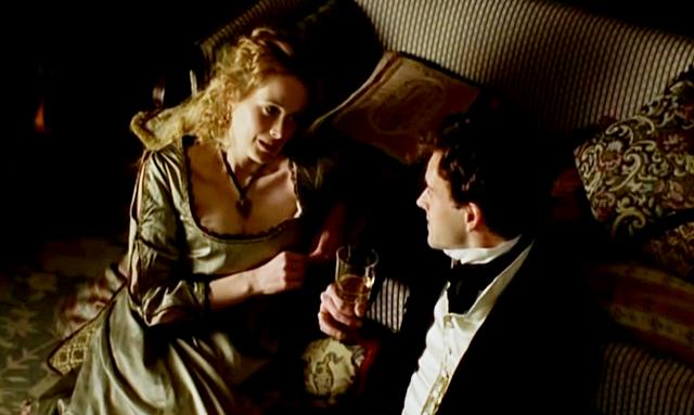 Кадр из сериала *Байрон* 2003 года.