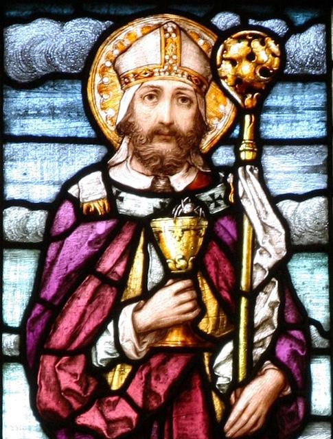 Святой Конрад.